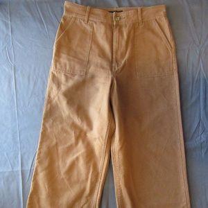 Womens Frye Cropped Pants / Jeans Sz 28